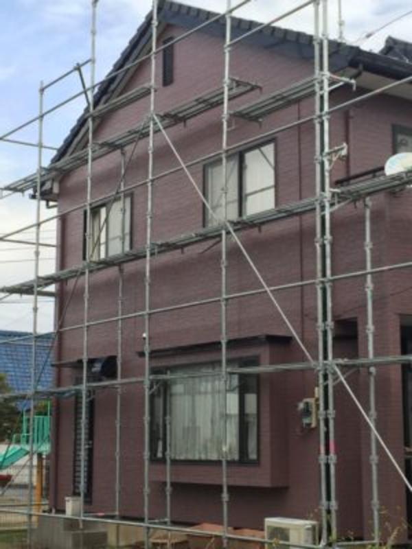 佐野市 Y様邸 外壁塗装
