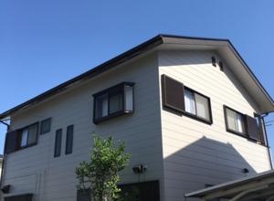 宇都宮市 O様邸 外壁・屋根塗装
