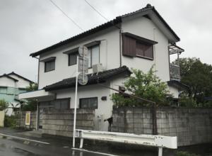 栃木市 K様邸 外壁塗装・ケラバ板金包み・戸袋改修
