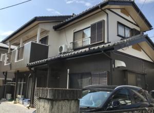 栃木市 T様邸 外壁塗装・破風板金包み・雨樋改修工事